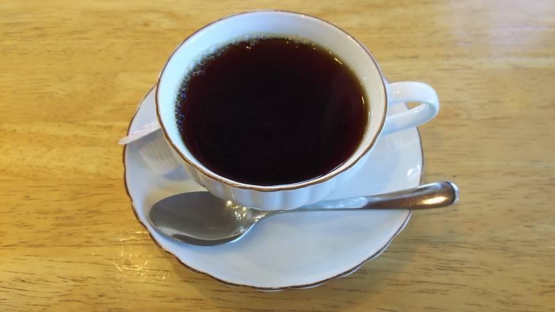 マンガッタンカフェの石巻ブレンド