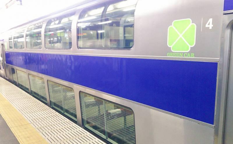 常磐線グリーン車