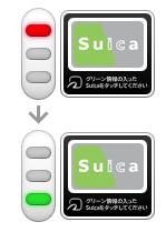 Suicaグリーン券
