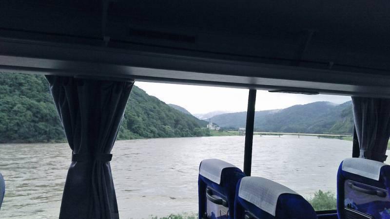 陸羽西線代行バス