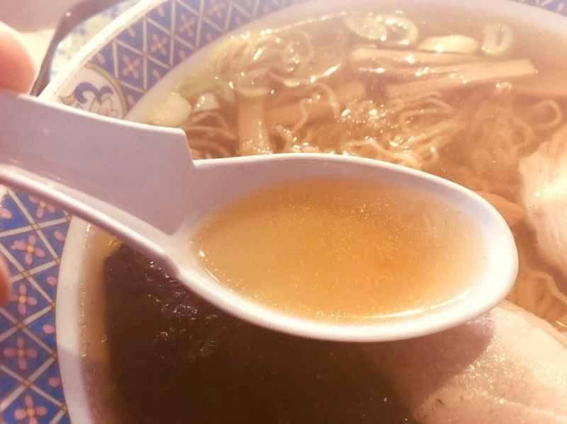 あっさりスープ