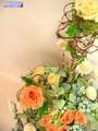 [プリザーブドフラワー][名古屋市名東区一社][花屋]プリザーブドフラワーアレンジ