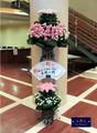 [スタンド花][配達無料][スタンド花][フラワーアレンジ][名古屋市名東区一社][花屋]祝いスタンド-バレエ公演