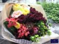 [花束][名古屋市名東区一社][花屋][配達]お誕生日の花束
