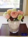 [プリザーブドフラワー][アートフラワー][名古屋市名東区一社][花屋]お見舞いプリザーブドフラワー キュート