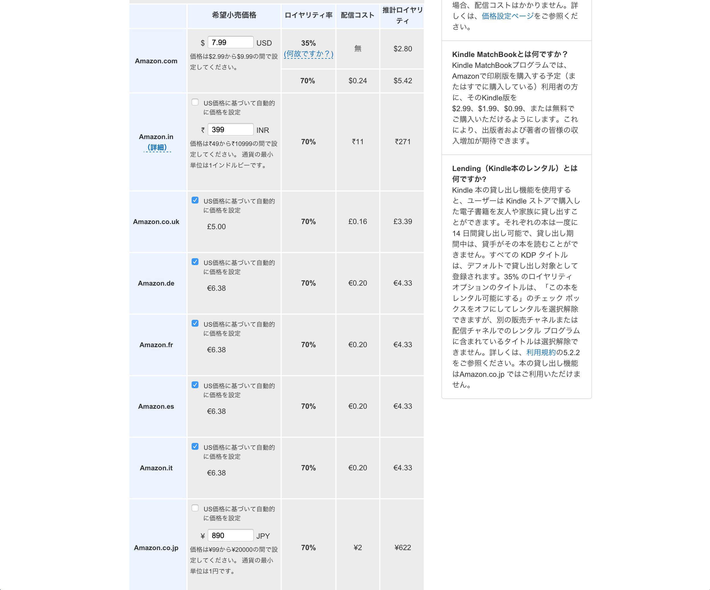 Fuzoku実践入門の価格設定