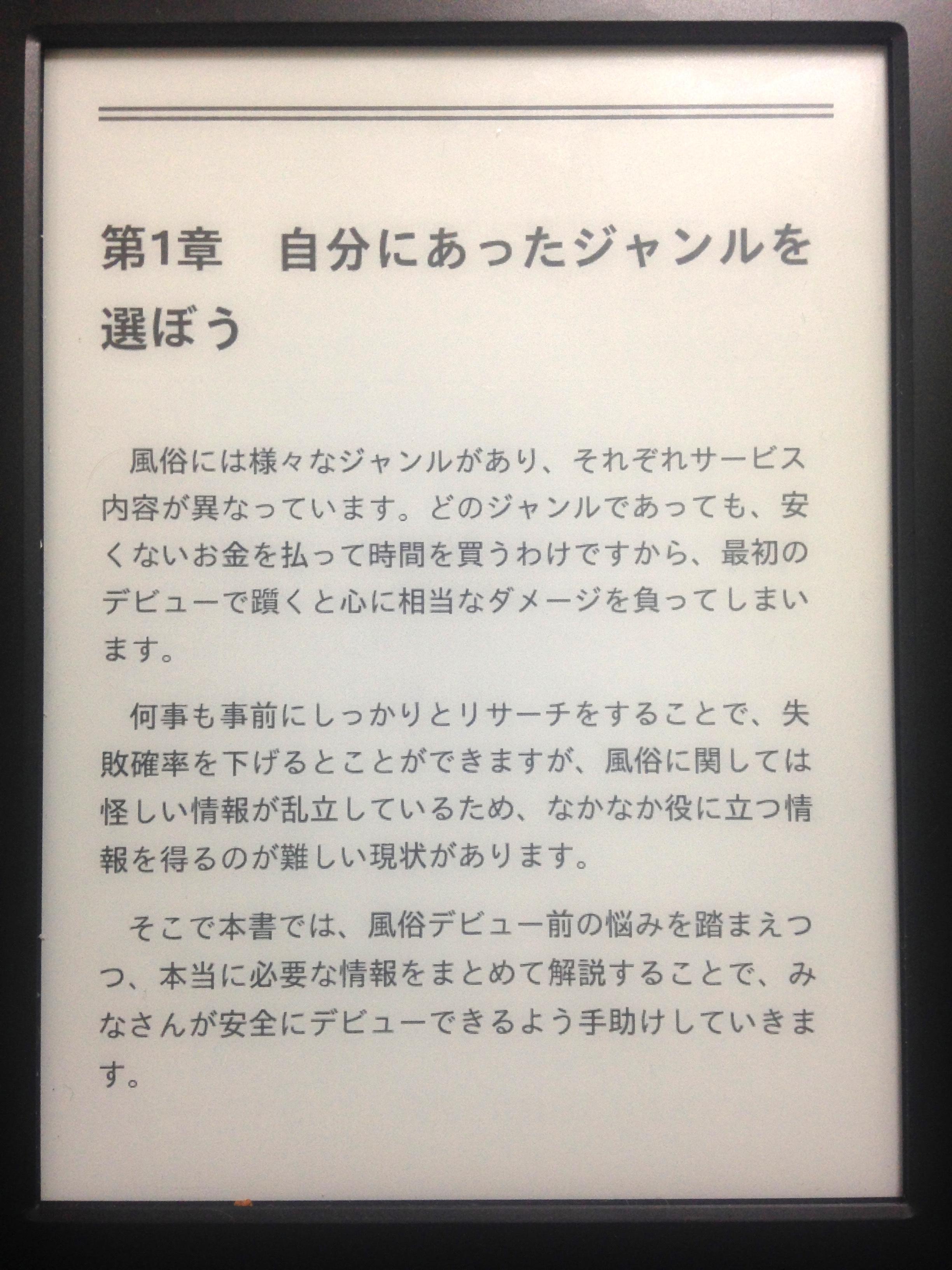 Kindleでの表示1