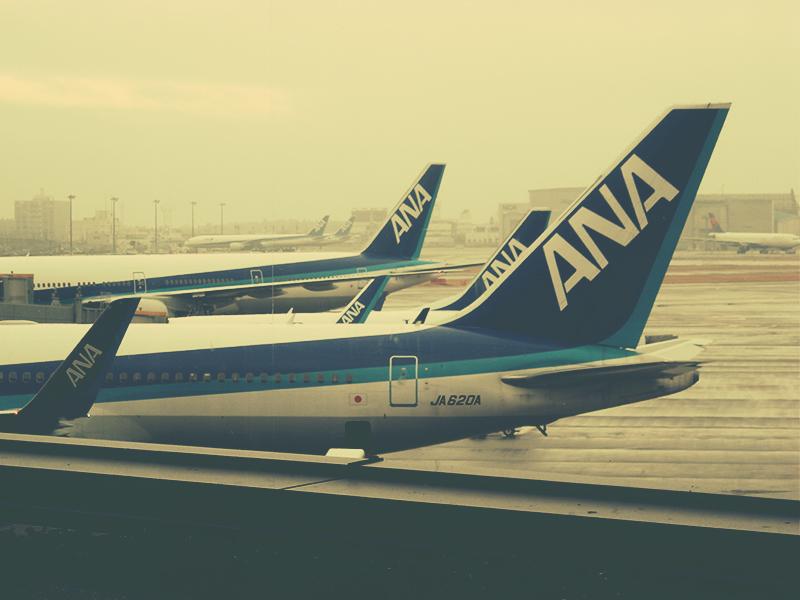 飛行機での座席の選び方