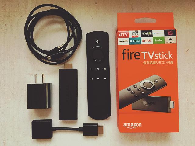 Amazon fire TV stick新旧モデルを比較