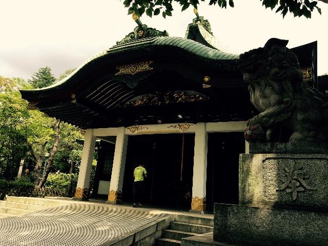 御朱印めぐり 王子神社