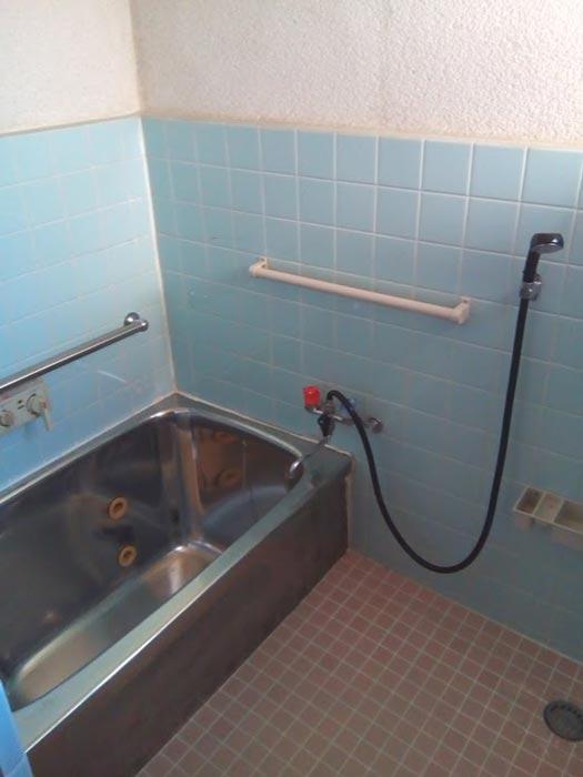 旧内観:お風呂