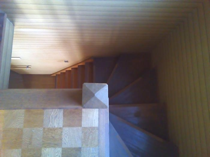旧内観:階段