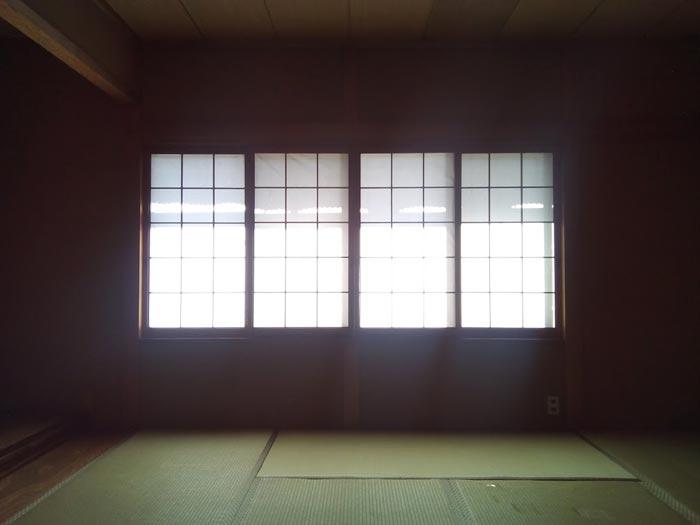旧内観:2Fの8畳間