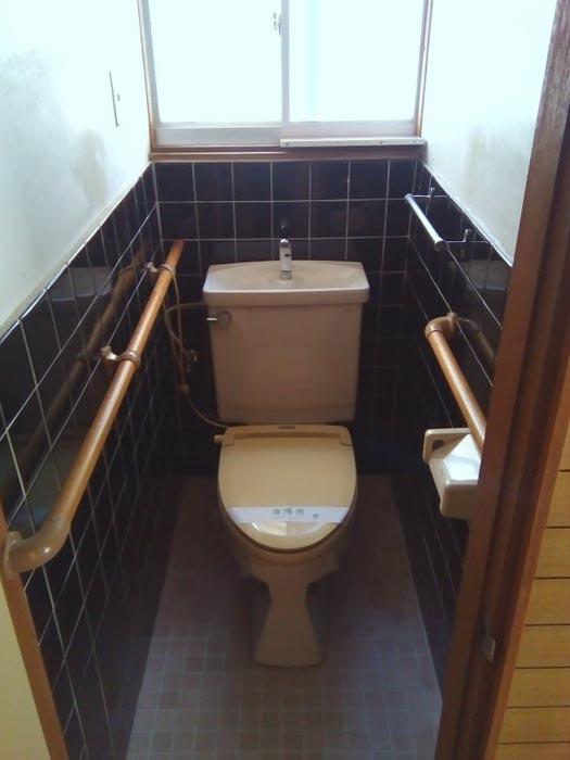 旧内観:トイレ