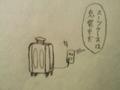 ハイブリッド スーツケース
