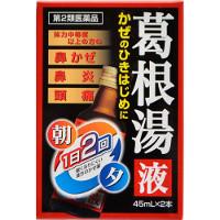 滋賀県製薬 葛根湯液EX2
