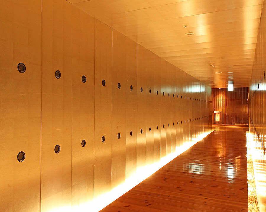 板前ごはん 音音 内観 廊下