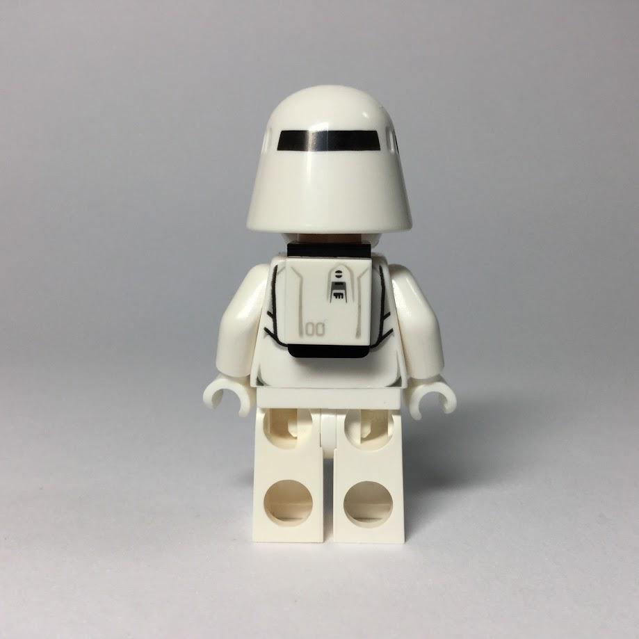 レゴ ミニフィギュア ファーストオーダー スノートルーパー