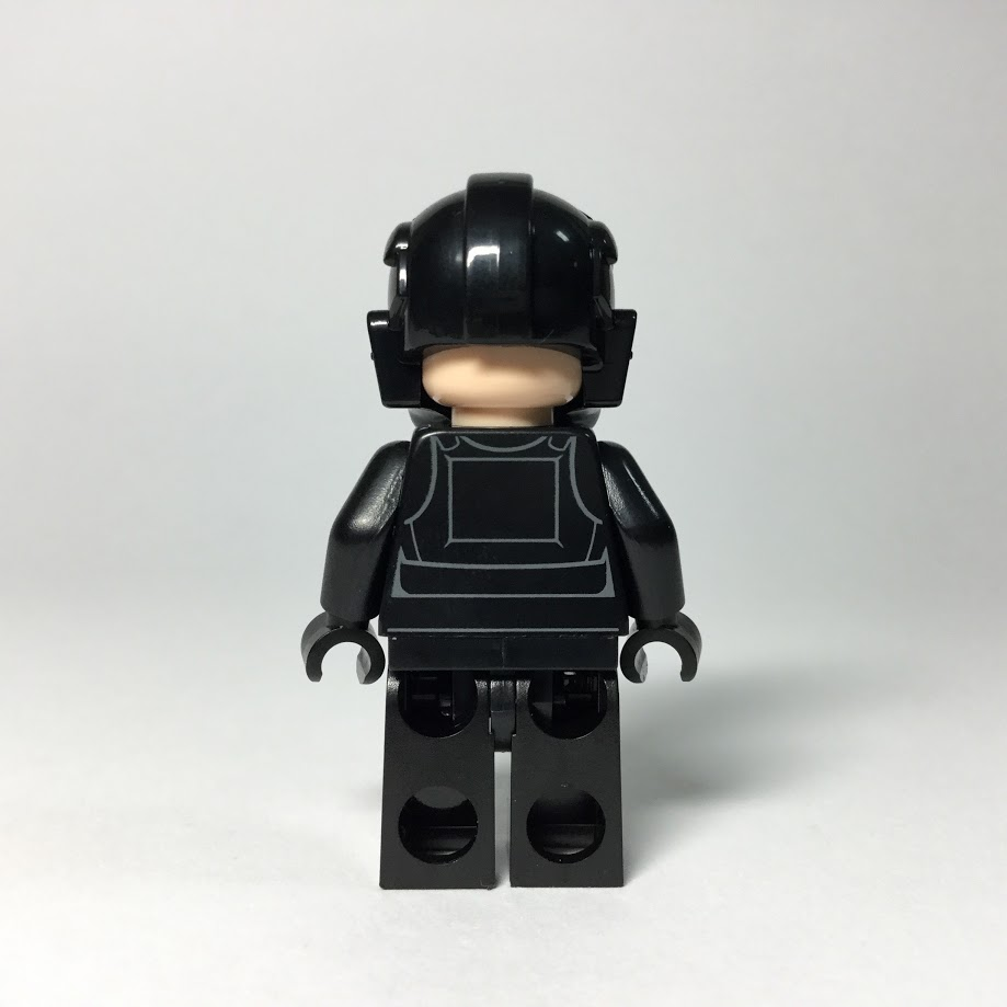 レゴ ミニフィギュア TIEパイロット