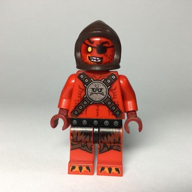 レゴ ミニフィギュア ネックスナイツ ビーストマスター