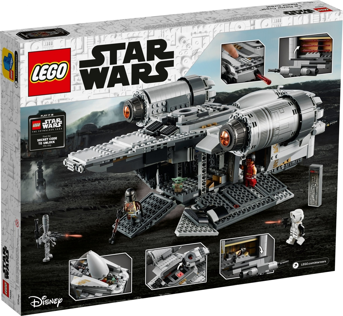 レゴ(LEGO) スター・ウォーズ 2020年の新製品?! - レゴのブログ ...