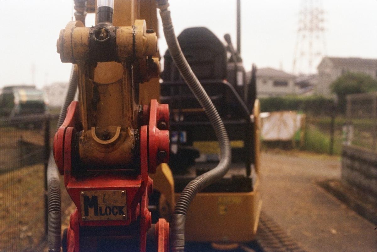 ペンタックスSPにて撮影 カラーネガフィルム 自家現像