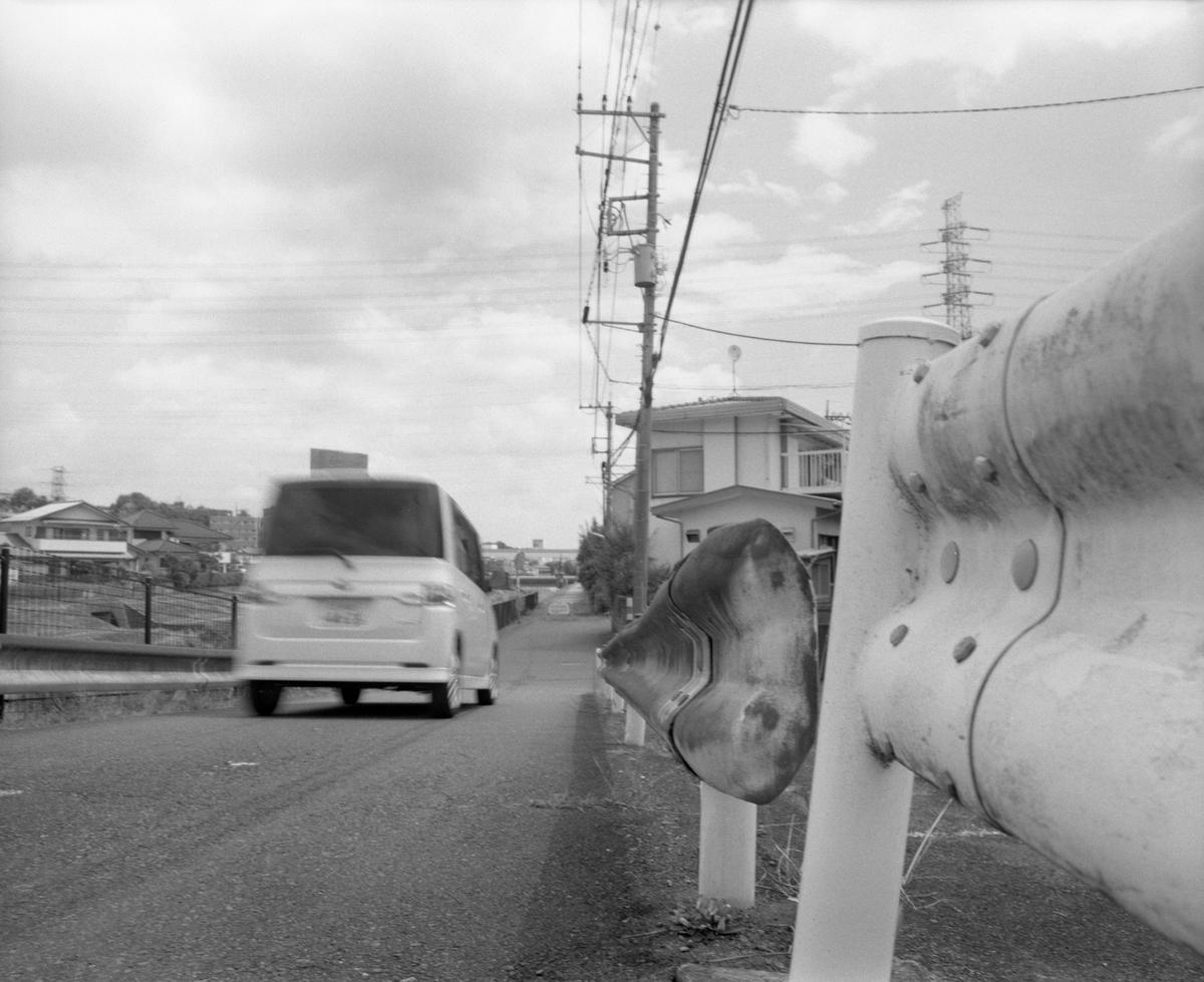 マミヤRB67 PRO Sにて撮影 モノクロ 自家現像