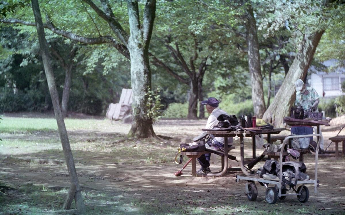 ライカM4にて撮影 カラーネガフィルム 自家現像