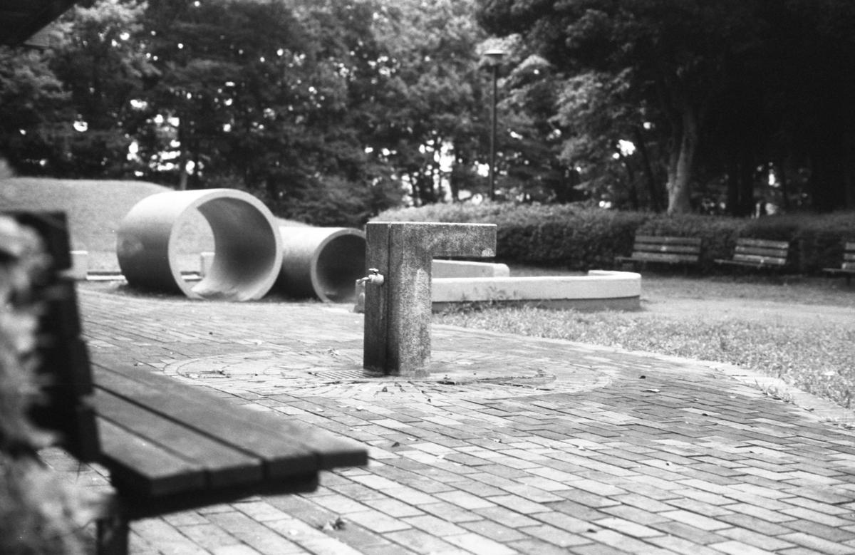 ニコンF2にて撮影 モノクロ 自家現像