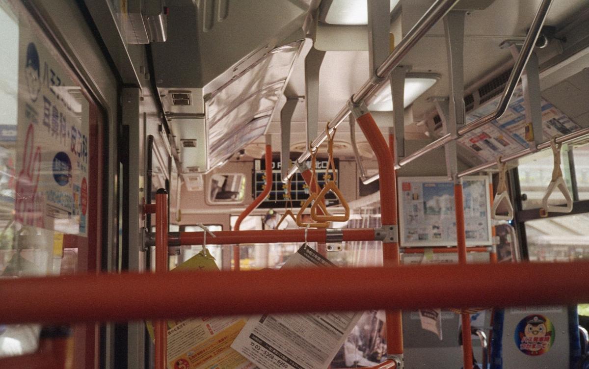 ローライ35クラシックにて撮影 カラーネガフィルム 自家現像
