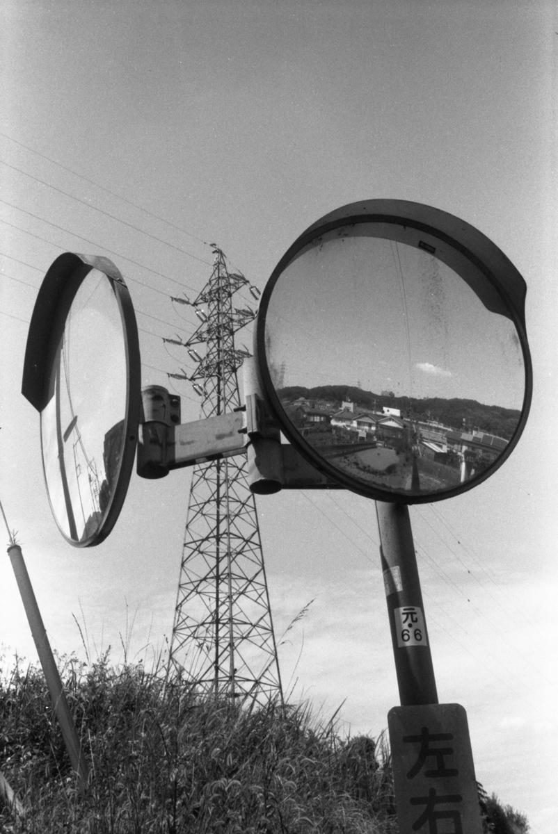 ローライ35クラシックにて撮影 モノクロ 自家現像