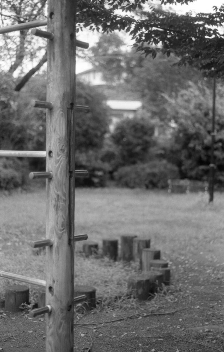キヤノンFTbにて撮影 モノクロ 自家現像