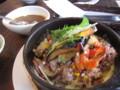 kichi to naru の焼きカレー