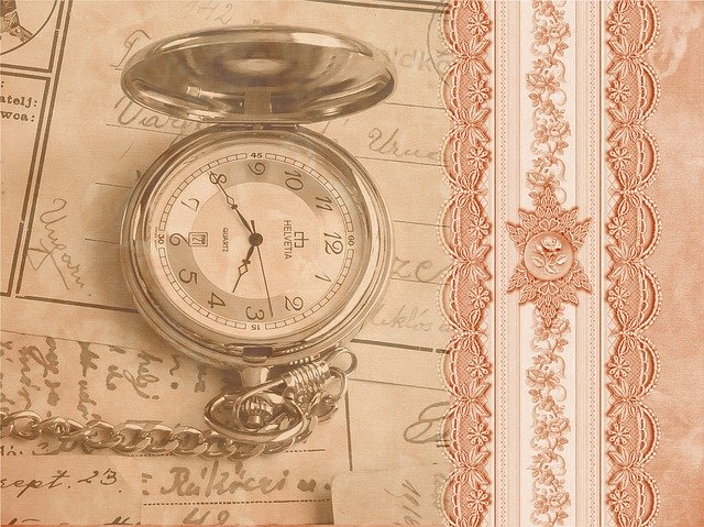 pocket watch analog