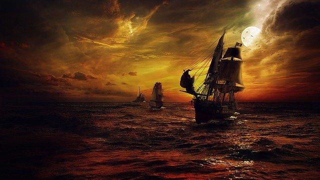 ラム酒と海賊