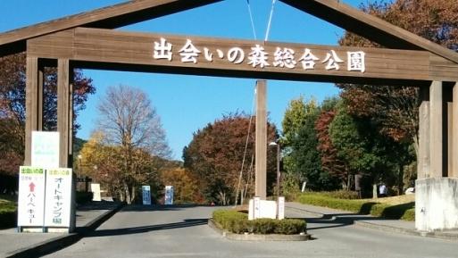 出会いの森オートキャンプ場