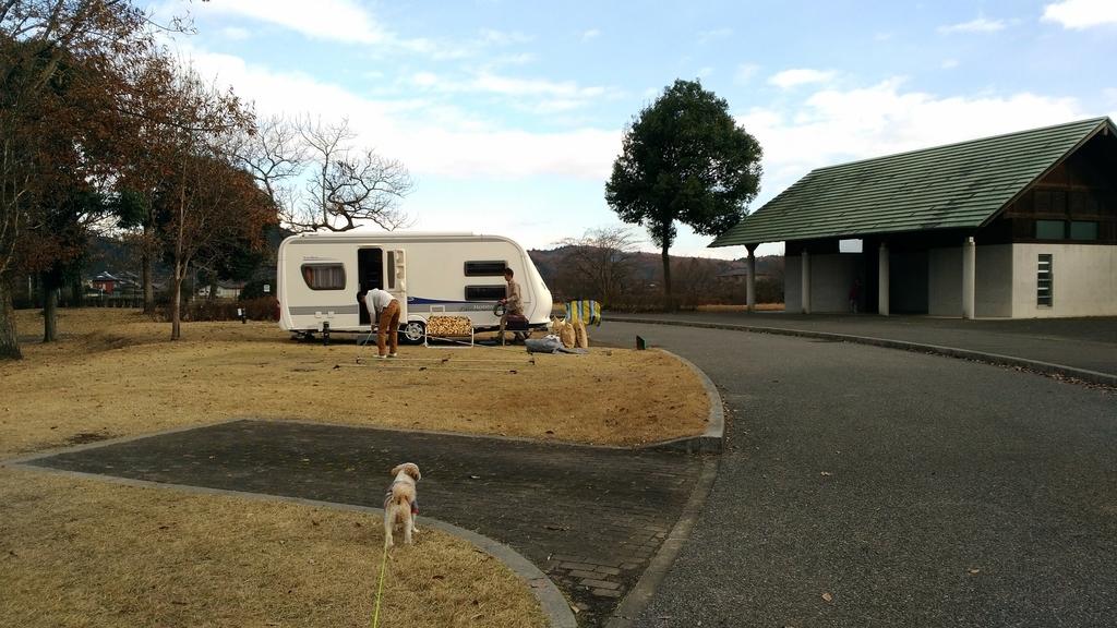 鹿沼市出会いの森オートキャンプ場