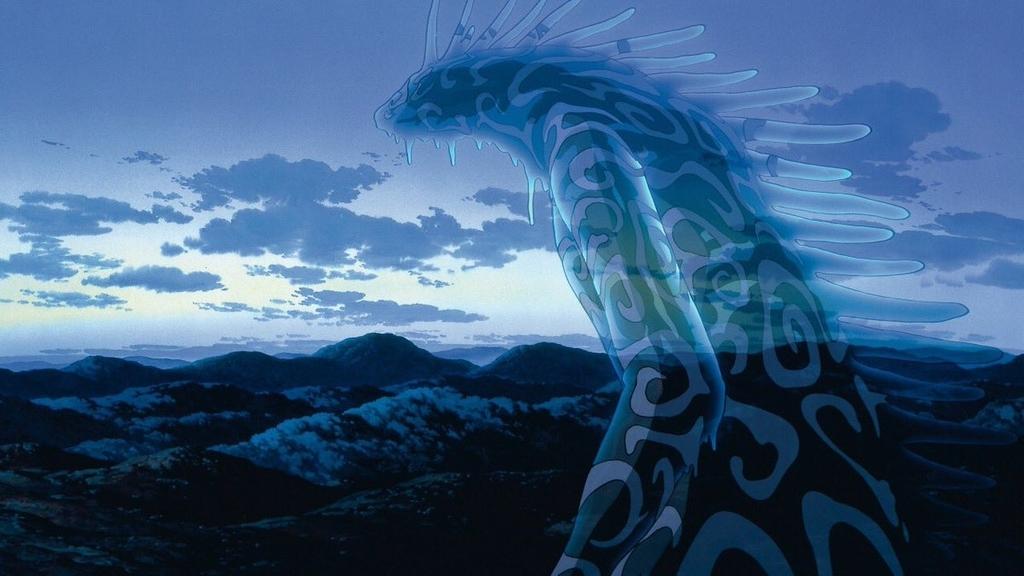 もののけ姫のシシ神様はでいだらぼっち