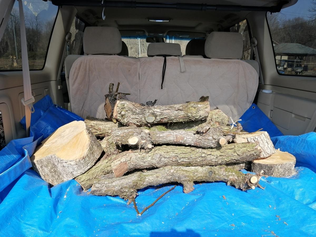 薪 薪ストーブ 梨の木 無料