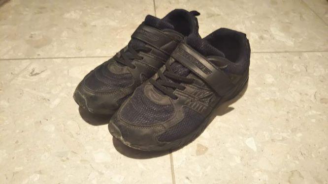 5か月履いた靴の様子