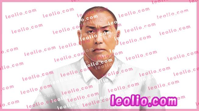 清原和博 の 似顔絵イラスト