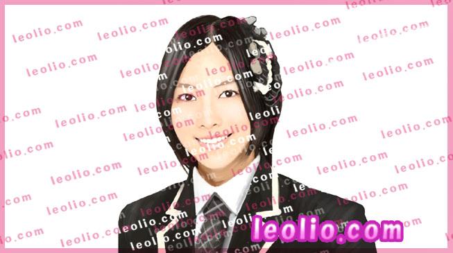 松井珠理奈(SKE48) の 似顔絵イラスト