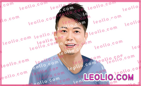 宮迫博之  の 似顔絵イラスト 写真  画像
