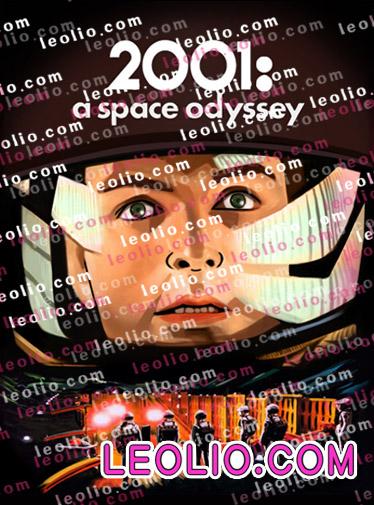 2001年宇宙の旅,ポスター,イラスト,DVDジャケット