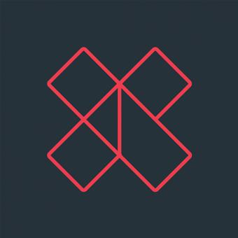 幾何学的ロゴデザインの傾向2