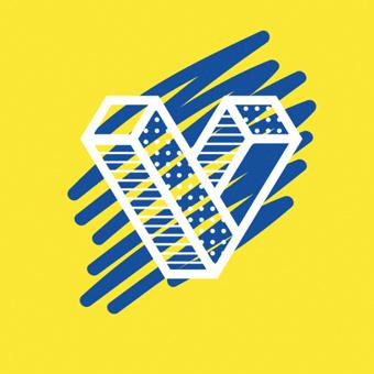 幾何学的なロゴデザインのトレンド3