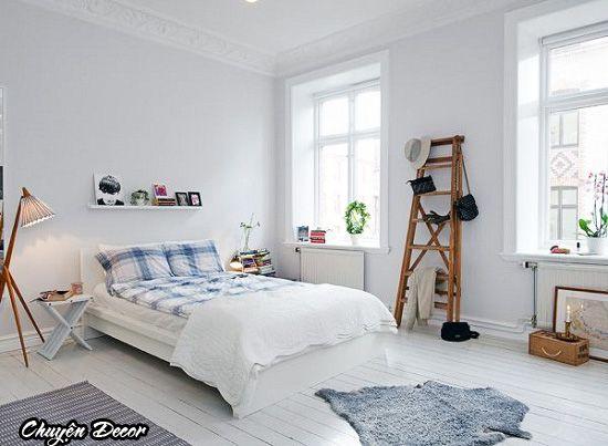 ベッドルームの壁の装飾[19659007]寝室の装飾<span style=
