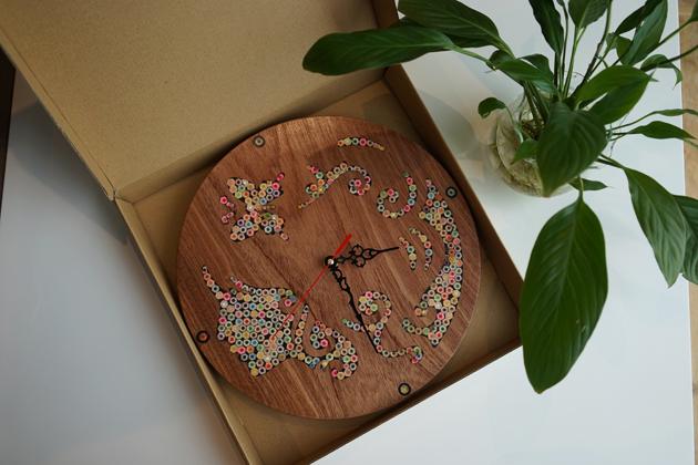 木製時計-ユニークで意味のある贈り物