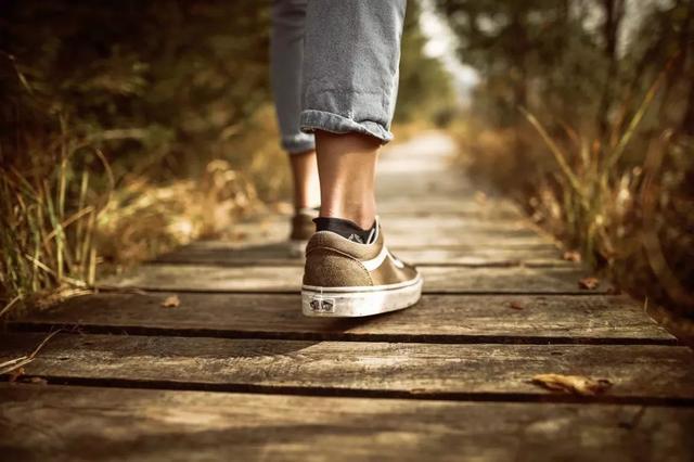 歩くのはとても良い運動