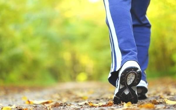 歩くのは1番良い運動